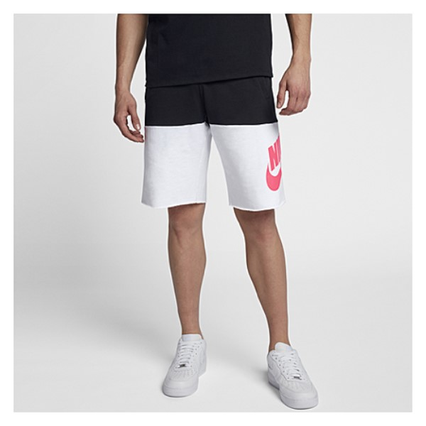 ナイキ メンズ ボトムス・パンツ ショートパンツ【GX Colorblock Shorts】Black/Racer Pink