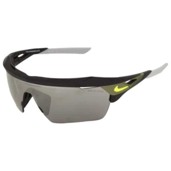 ナイキ ユニセックス スポーツサングラス【Hyperforce Elite Sunglasses】Black/Volt