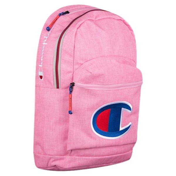 チャンピオン ユニセックス チャンピオン バッグ バックパック ユニセックス・リュック【Supercise Bow Backpack】Pink Heather/Pink Bow, 【最安値】:6e8cff9e --- verkokajak.se