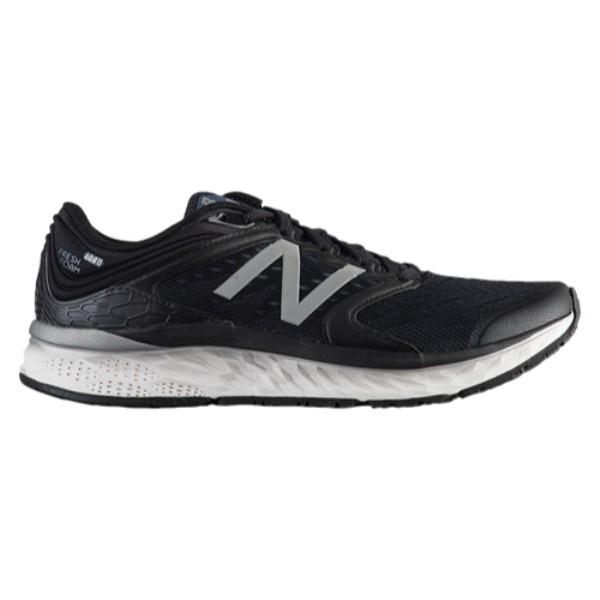 ニューバランス メンズ ランニング・ウォーキング シューズ・靴【Fresh Foam 1080 V8】Black/White