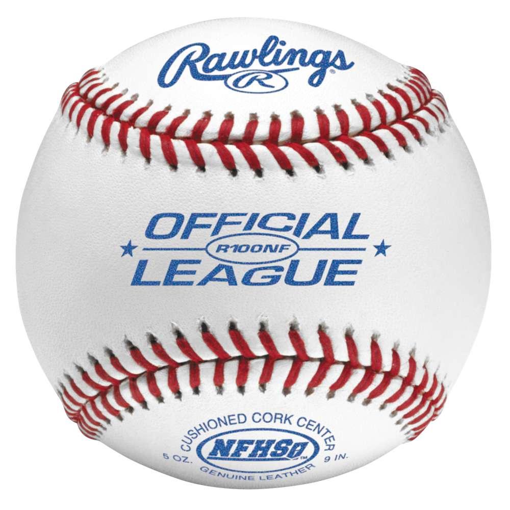 ローリングス ユニセックス 野球 ボール【Official League Baseball NFHS】