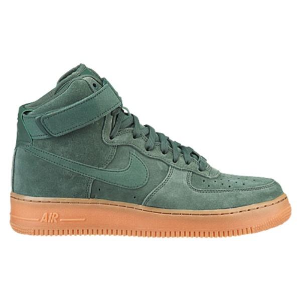 ナイキ メンズ バスケットボール シューズ・靴【Air Force 1 High LV8】Vintage Green/Vintage Green