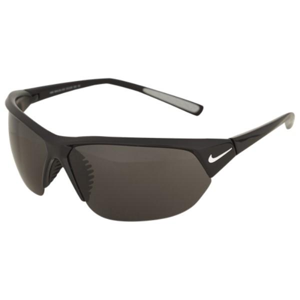 ナイキ ユニセックス スポーツサングラス【Skylon Ace Sunglasses】Shiny Black/White