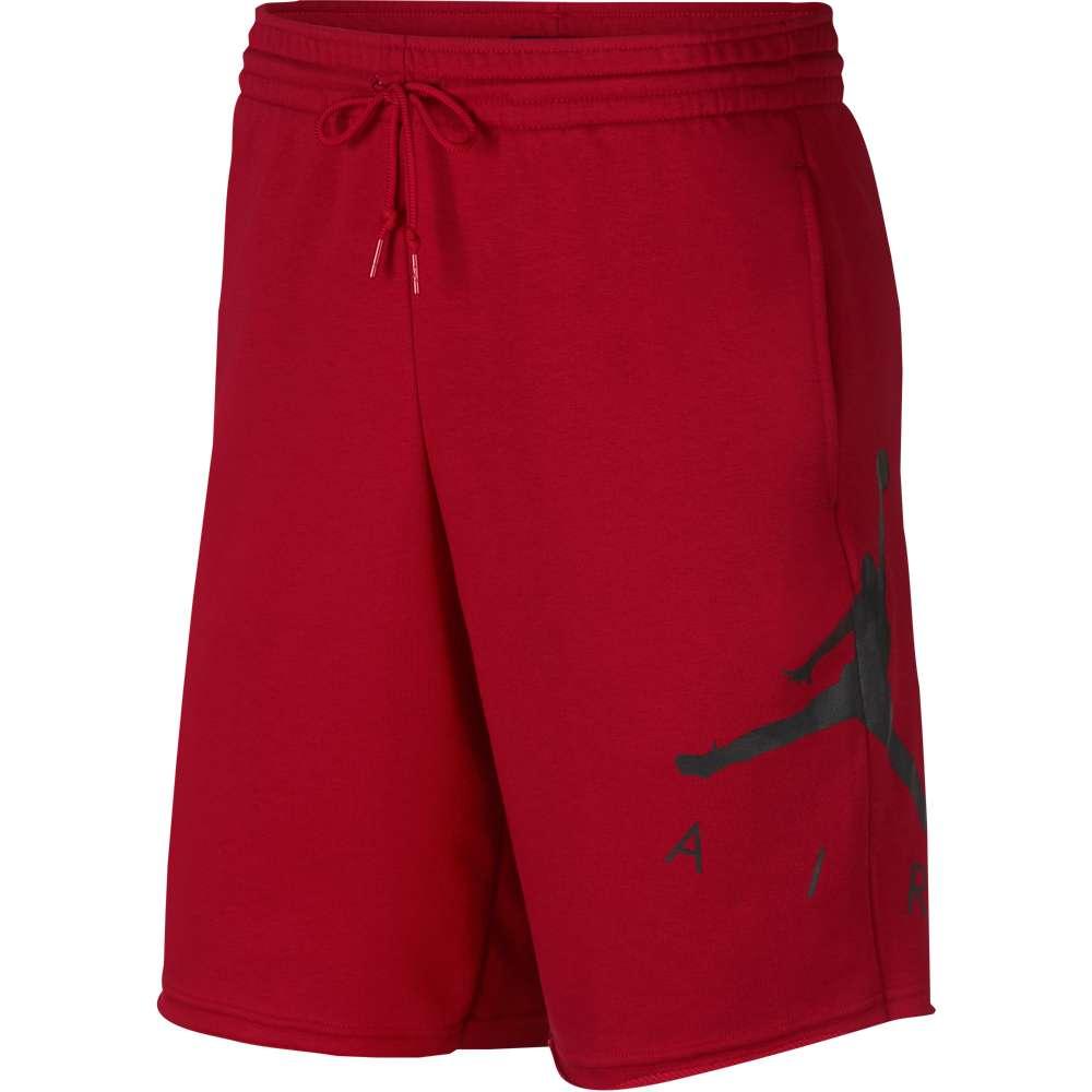 ナイキ ジョーダン メンズ バスケットボール ボトムス・パンツ【Jumpman Air GFX Fleece Shorts】Gym Red/Black