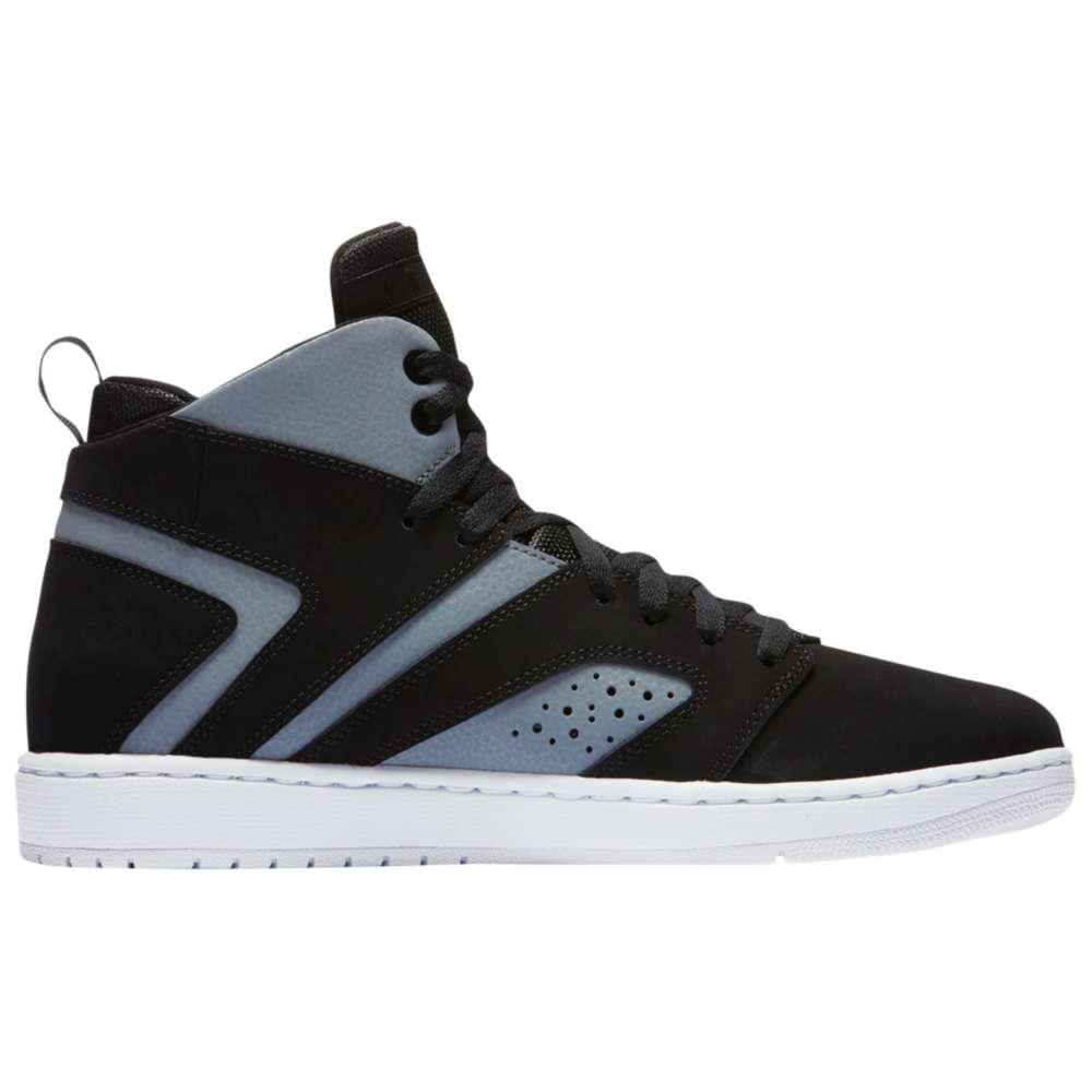 ナイキ ジョーダン メンズ バスケットボール シューズ・靴【Flight Legend】Black/Cool Grey/White