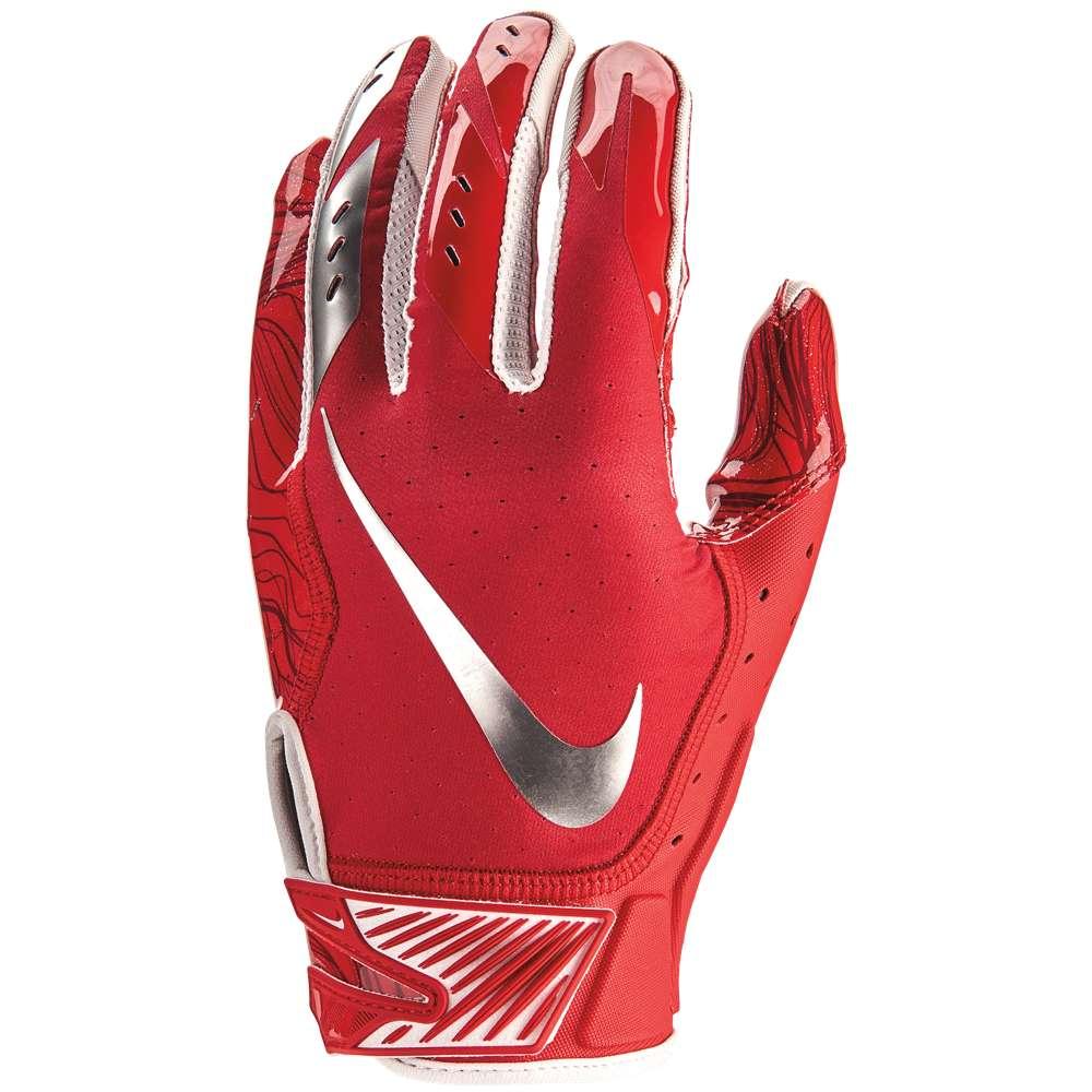 全てのアイテム ナイキ メンズ アメリカンフットボール Gloves】University グローブ【Vapor Red/Chrome Jet 5.0 Jet Football Gloves】University Red/University Red/Chrome, HYPE:5dc3d5cb --- supercanaltv.zonalivresh.dominiotemporario.com