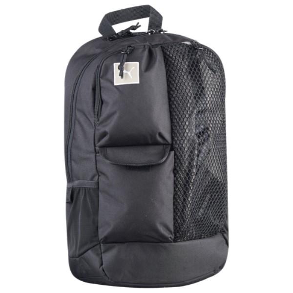 プーマ ユニセックス バッグ バックパック・リュック【Mission Mesh Backpack】Black