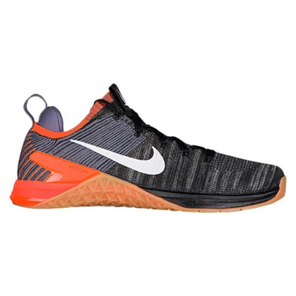 ナイキ メンズ フィットネス・トレーニング シューズ・靴【Metcon DSX Flyknit 2】Black/White/Hyper Crimson/Light Carbon