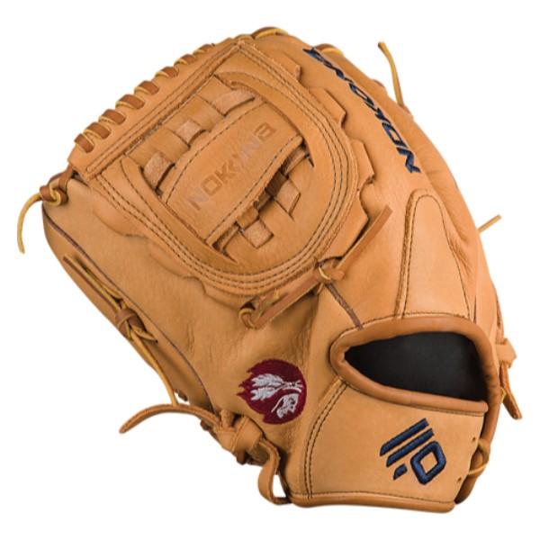 ノコナ メンズ 野球 グローブ【Supersoft Fielding Glove】Tan