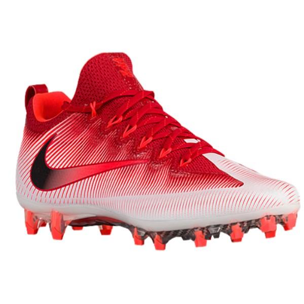 ナイキ メンズ アメリカンフットボール シューズ・靴【Vapor Untouchable Pro】Red/White/Black