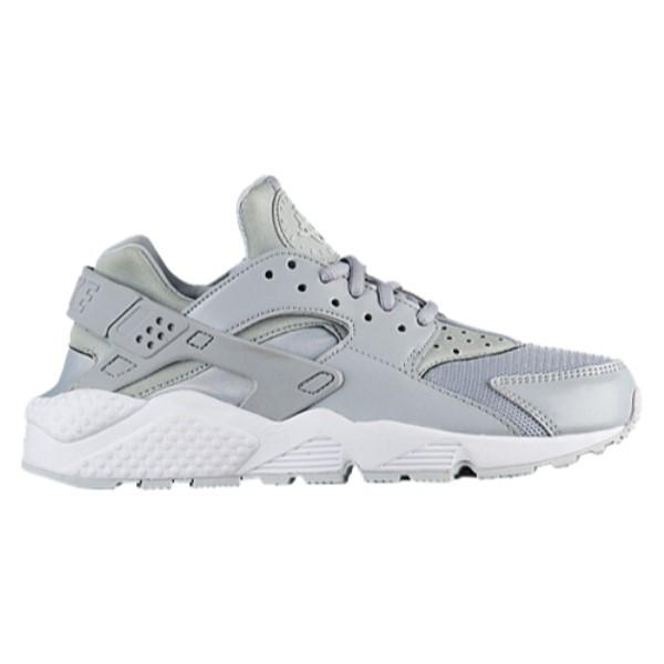 ナイキ レディース ランニング・ウォーキング シューズ・靴【Air Huarache】Wolf Grey/Pure Platinum/White