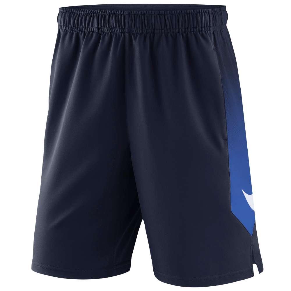 ナイキ メンズ フィットネス・トレーニング ボトムス・パンツ【MLB AC Woven Shorts】Navy