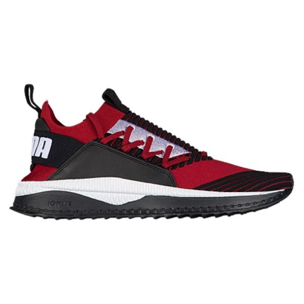プーマ メンズ ランニング・ウォーキング シューズ・靴【Tsugi Jun】Red Dahlia/Black/White
