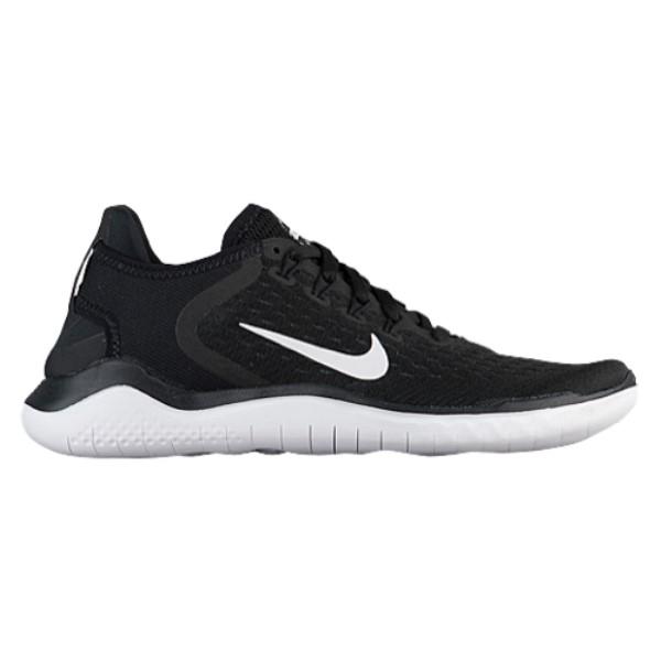 ナイキ レディース ランニング・ウォーキング シューズ・靴【Free RN 2018】Black/White
