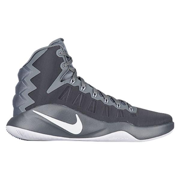 ナイキ メンズ バスケットボール シューズ・靴【Hyperdunk 2016】Cool Grey/White/Wolf Grey