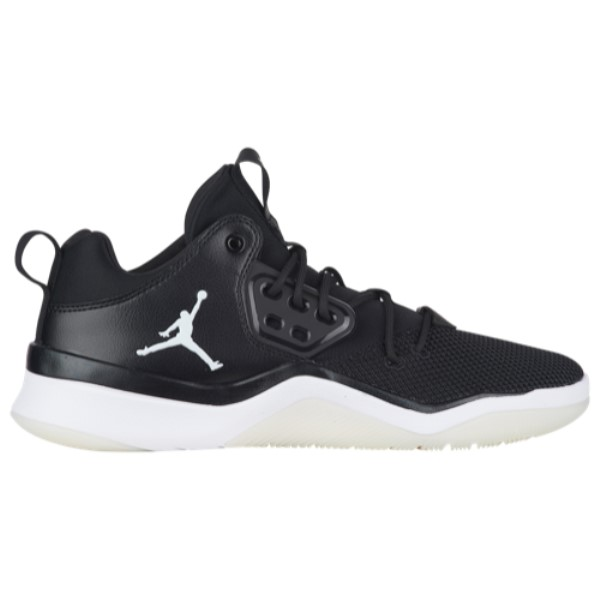 ナイキ ジョーダン メンズ バスケットボール シューズ・靴【DNA】Black/Black/White
