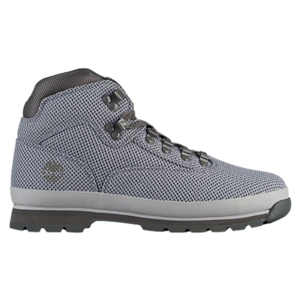 ティンバーランド メンズ ハイキング・登山 シューズ・靴【Euro Hiker】Medium Grey