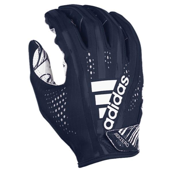 アディダス メンズ アメリカンフットボール グローブ【Adizero 5-Star 7.0 Receiver Gloves】Navy/White