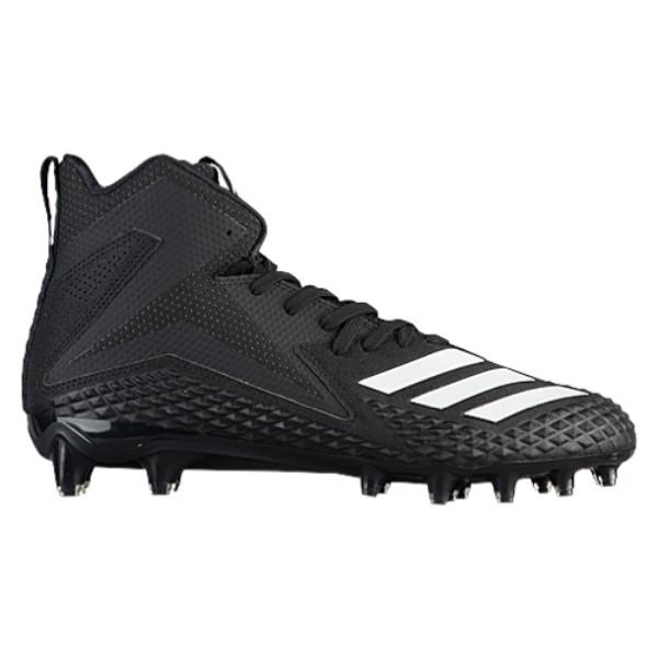【在庫限り】 アディダス メンズ Carbon アメリカンフットボール X シューズ メンズ・靴【Freak X Carbon Mid】Black/White/Black, セレクトショップ ムー:3f65dd50 --- business.personalco5.dominiotemporario.com