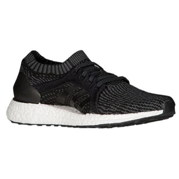 アディダス レディース ランニング・ウォーキング シューズ・靴【Ultra Boost X】Black/Solid Grey/Black