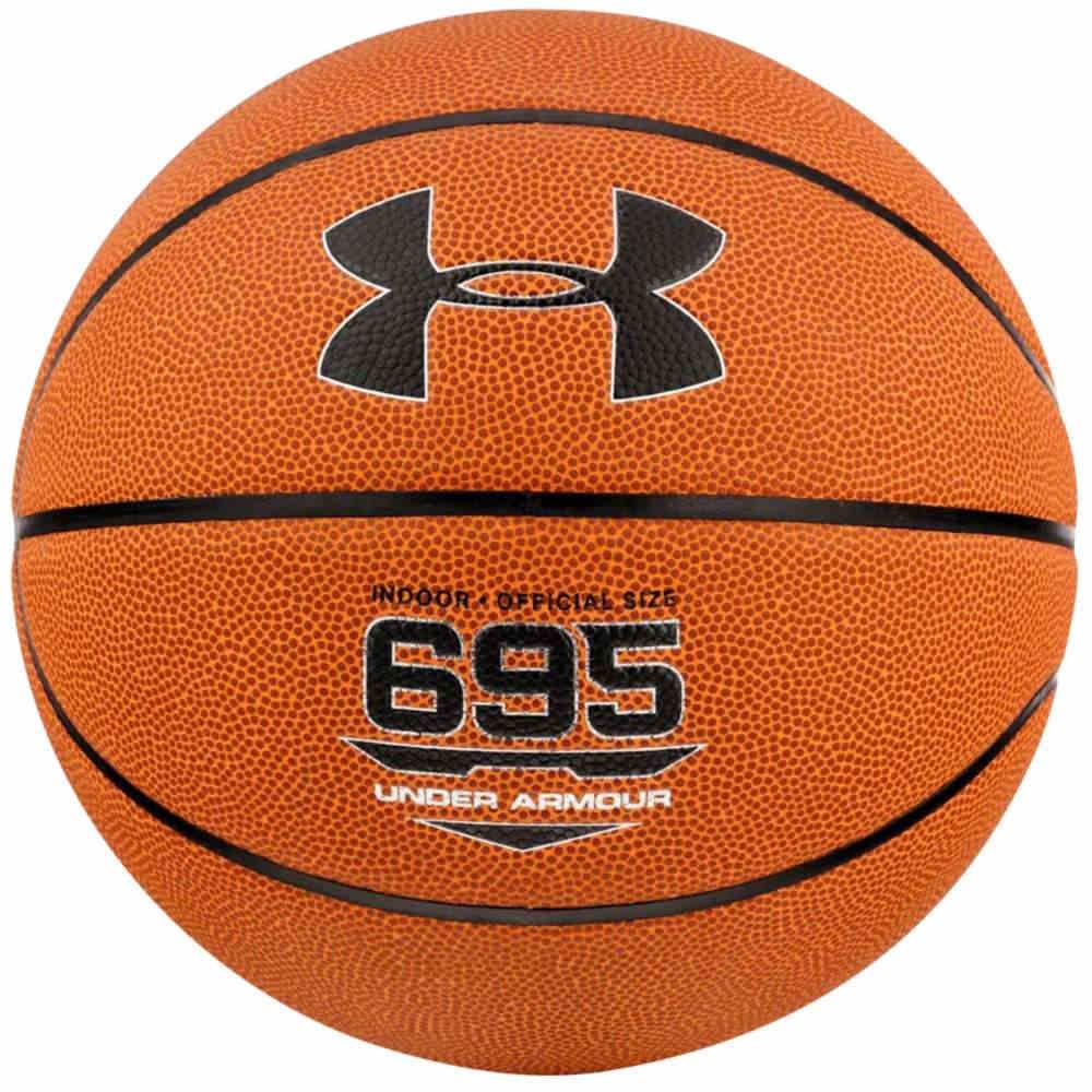 アンダーアーマー メンズ バスケットボール ボール【Team 695 Game Basketball】