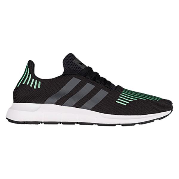 アディダス メンズ ランニング・ウォーキング シューズ・靴【Swift Run】Black/Black/White