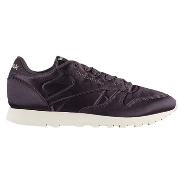 リーボック レディース ランニング・ウォーキング シューズ・靴【Classic Leather】Smoky Volcano/Classic White