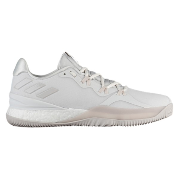 アディダス メンズ バスケットボール シューズ・靴【Crazy Light Boost 2018】White/Pearl/White