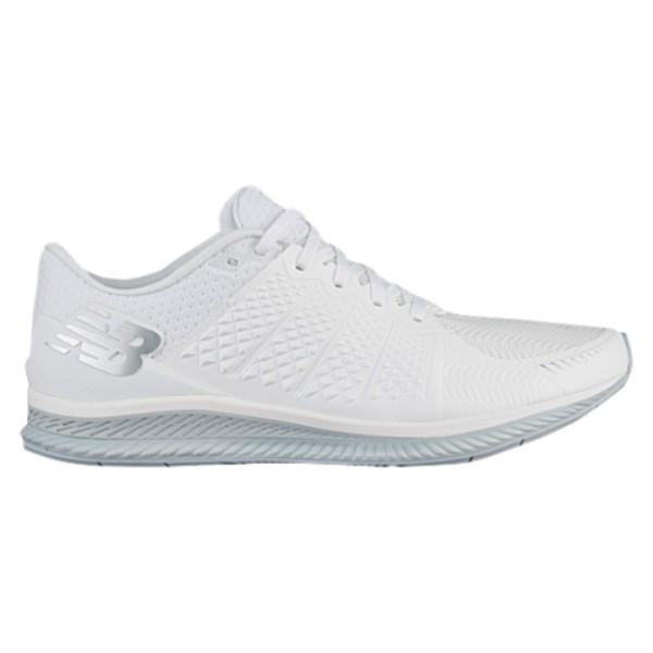 ニューバランス メンズ ランニング・ウォーキング シューズ・靴【Fuelcell】White/Grey