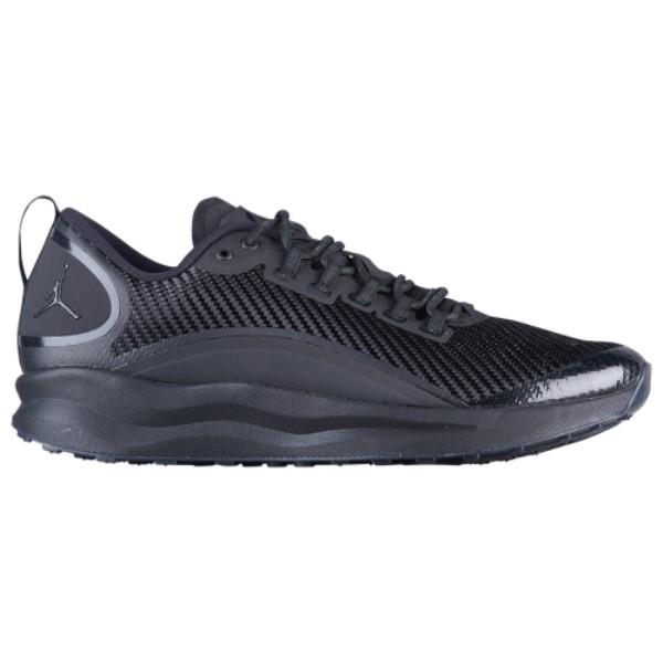 ナイキ ジョーダン メンズ フィットネス・トレーニング シューズ・靴【Zoom Tenacity】Black/Black/Black