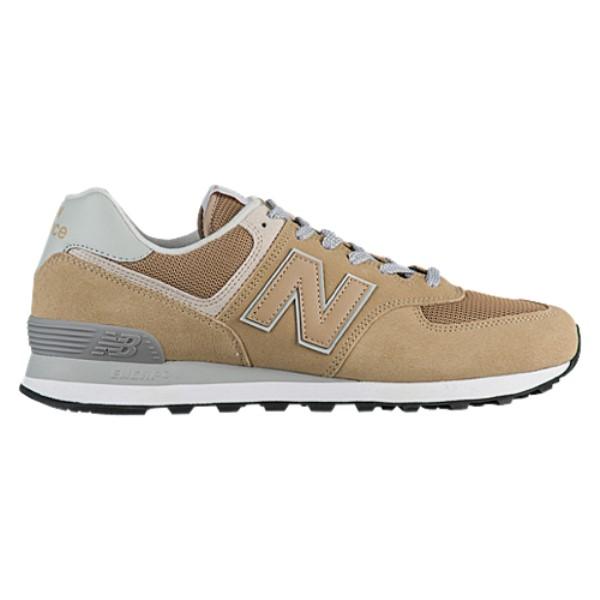 ニューバランス メンズ ランニング・ウォーキング シューズ・靴【574 Classic】Hemp