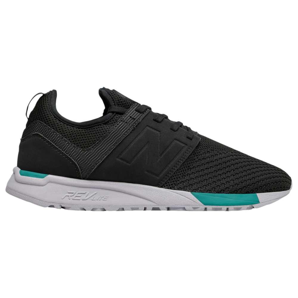 ニューバランス メンズ ランニング・ウォーキング シューズ・靴【247 Knit】Black/Grey
