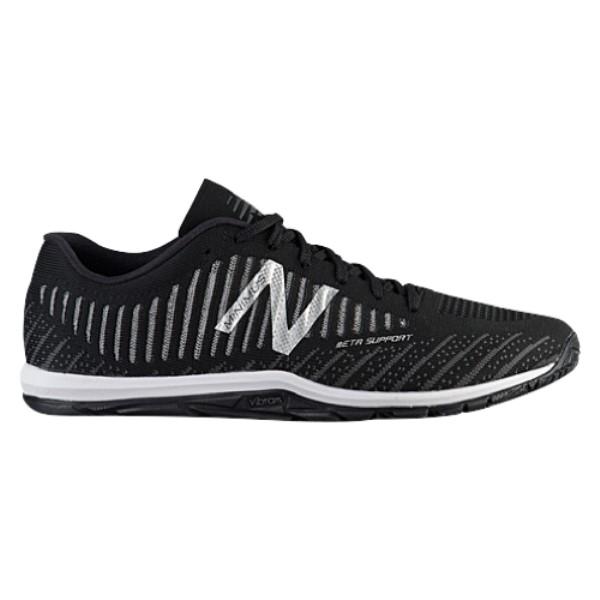 ニューバランス メンズ フィットネス・トレーニング シューズ・靴【20v7 Trainer】Black/White/Magnet