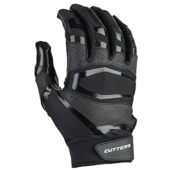 無料配達 カッターズ 3.0 メンズ アメリカンフットボール グローブ【Rev Pro カッターズ 3.0 Solid Solid Receiver Gloves】Black, しんびすとのらん屋さん:43f01e6e --- construart30.dominiotemporario.com