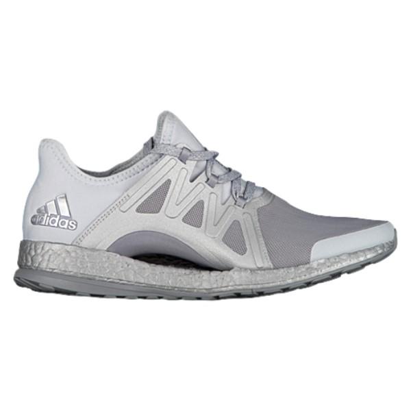 アディダス レディース ランニング・ウォーキング シューズ・靴【Pure Boost Xpose LTD】Clear Grey/White/Mid Grey
