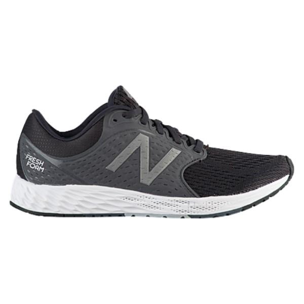 ニューバランス レディース ランニング・ウォーキング シューズ・靴【Fresh Foam Zante V4】Black/Phantom/Silver Metallic