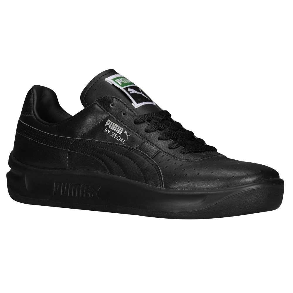 プーマ メンズ テニス シューズ・靴【GV Special】Black/Black