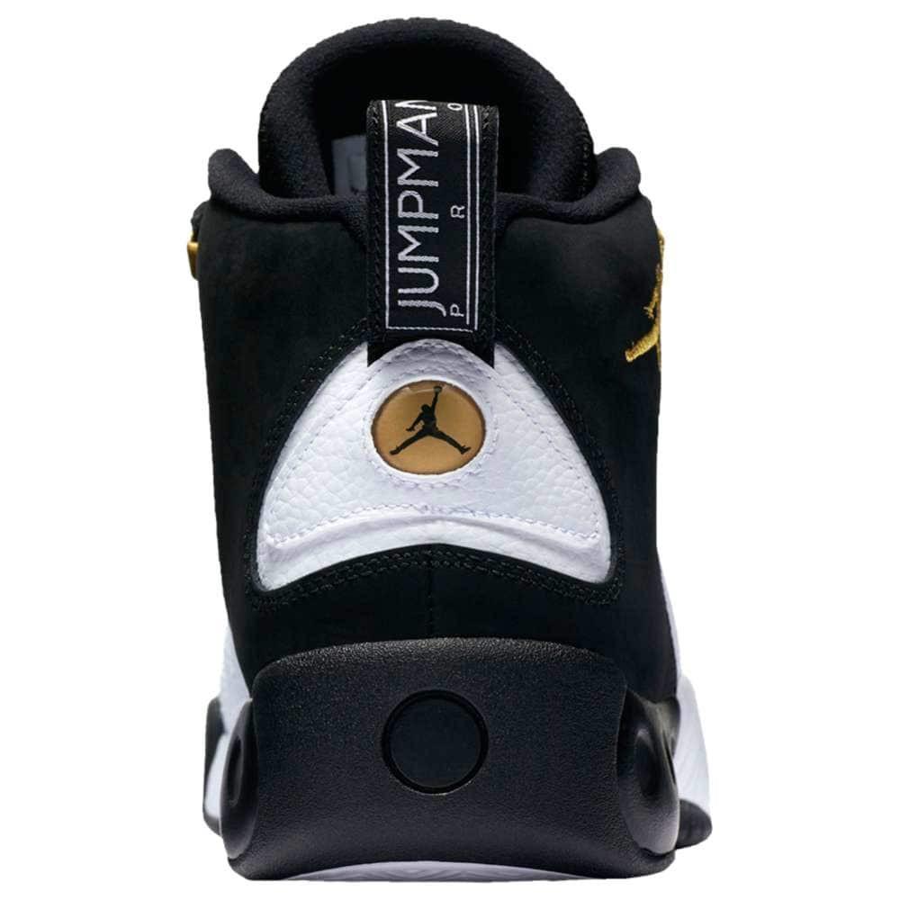 ナイキ ジョーダン メンズ バスケットボール シューズ・靴【Jumpman Pro】Black/Metallic Gold/White