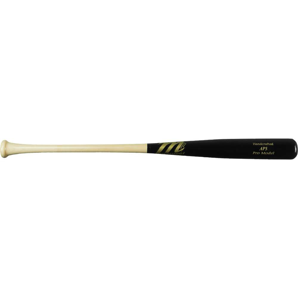マルッチ メンズ 野球 バット【AP5 Pro Maple Baseball Bat】Black/Natural