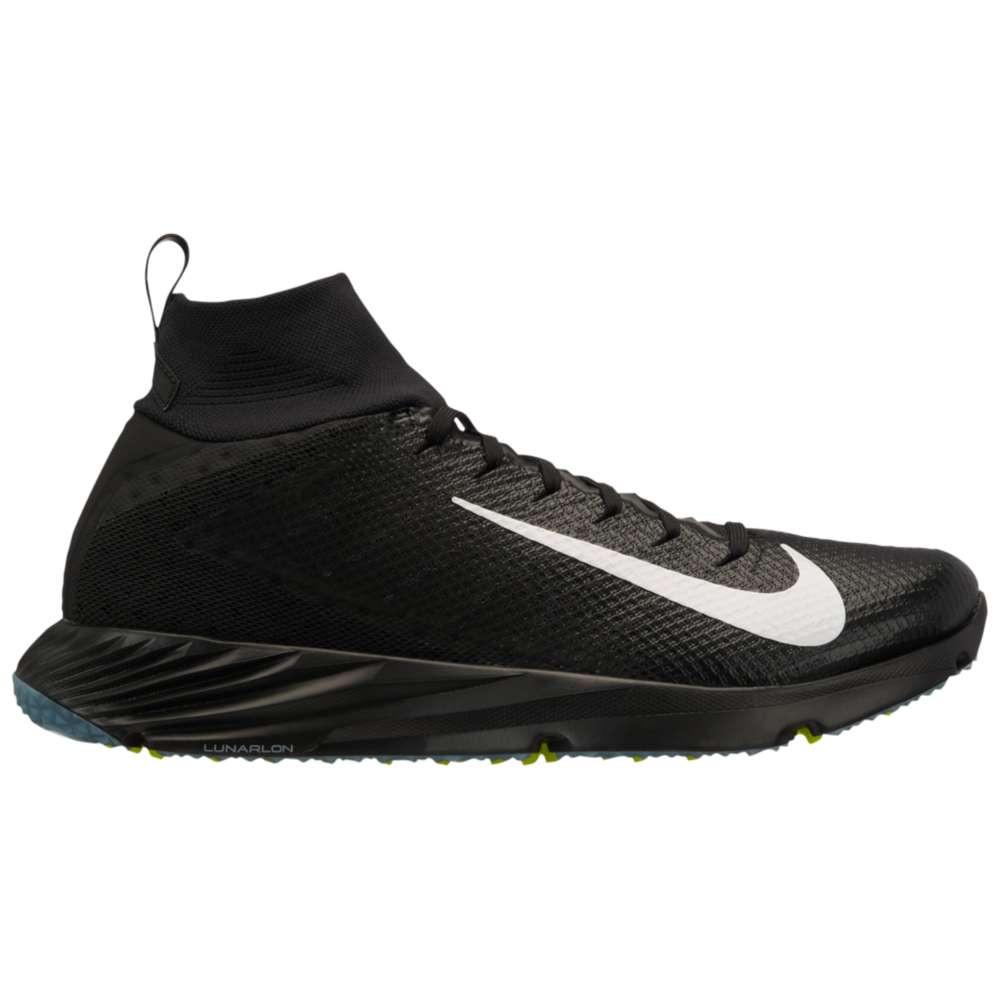 ナイキ メンズ アメリカンフットボール シューズ・靴【Vapor Untouchable Speed Turf 2】Black/White/Black/Volt