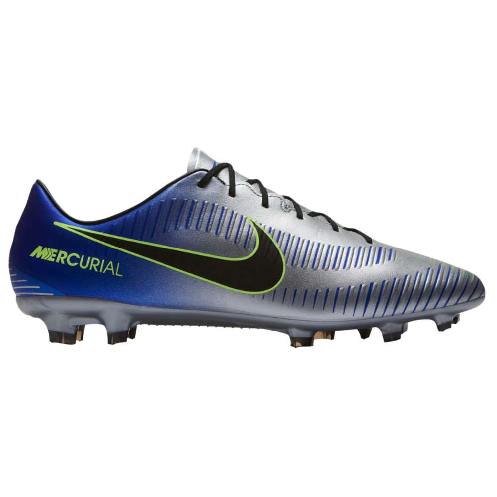 ナイキ メンズ サッカー シューズ・靴【Mercurial Veloce III FG】Racer Blue/Black/Chrome/Volt