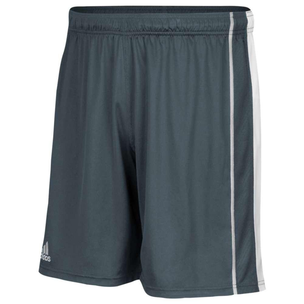 アディダス メンズ フィットネス・トレーニング ボトムス・パンツ【Team Utility 3 Pocket Shorts】Onix/White