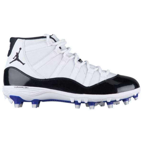 ナイキ ジョーダン メンズ アメリカンフットボール シューズ・靴【Retro 11 TD】White/Black/Concord/Black