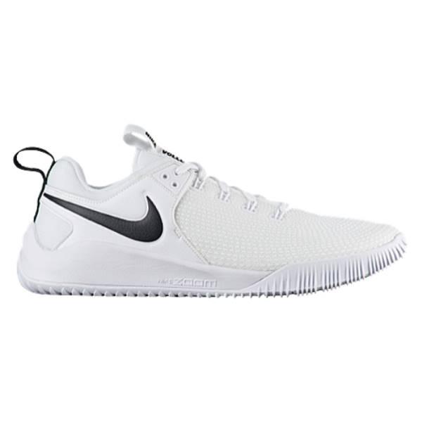ナイキ レディース バレーボール シューズ・靴【Zoom Hyperace 2】White/Black