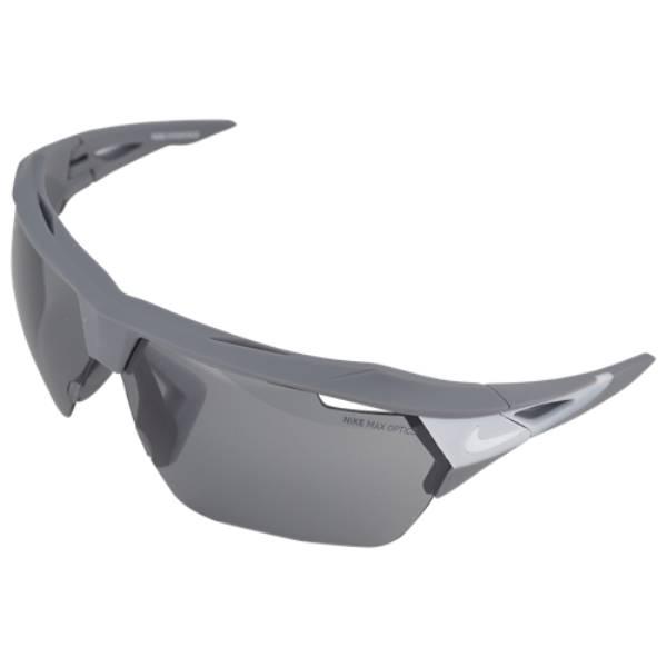 ナイキ ユニセックス スポーツサングラス【Hyperforce M Sunglasses】Cool Grey/Pure Platinum