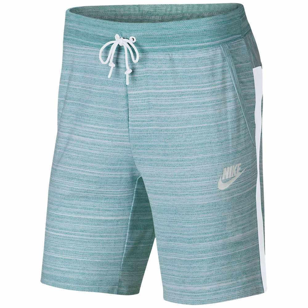ナイキ メンズ ボトムス・パンツ ショートパンツ【Advance 15 Knit Shorts】White Heather/Green Noise/White