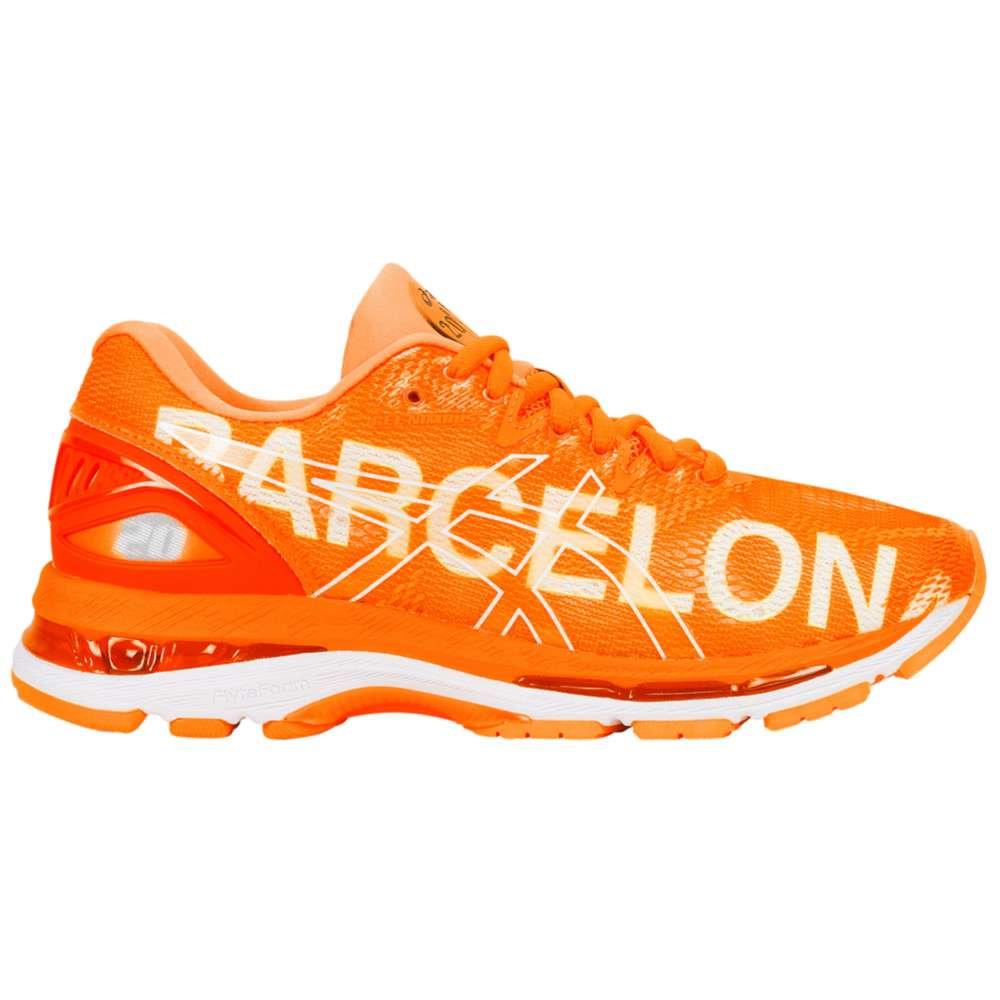 【日本製】 アシックス レディース レディース ランニング・ウォーキング シューズ・靴【GEL-Nimbus 20 アシックス】Orange/Barcelona, 上中町:771fe987 --- supercanaltv.zonalivresh.dominiotemporario.com
