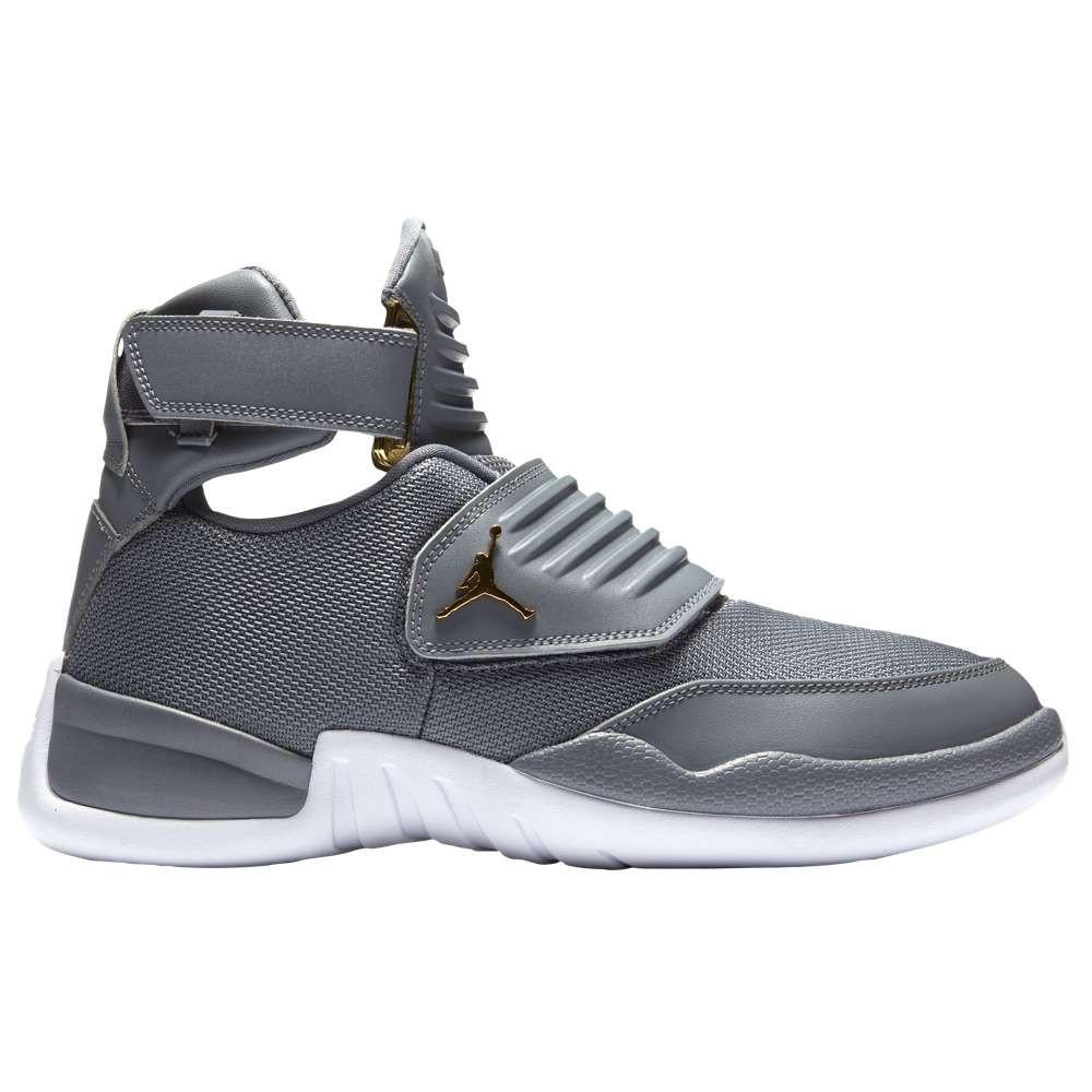 ナイキ ジョーダン メンズ バスケットボール シューズ・靴【Generation】Cool Grey/Cool Grey/White/Metallic Gold