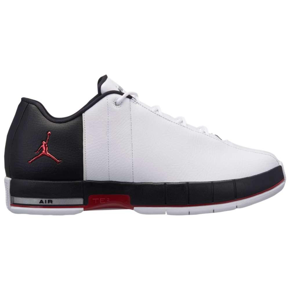 ナイキ ジョーダン メンズ バスケットボール シューズ・靴【Team Elite 2】White/Black/Gym Red/White