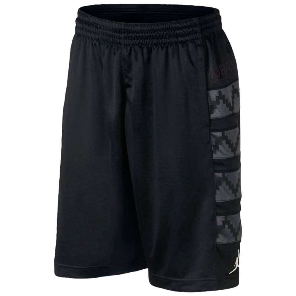 ナイキ ジョーダン メンズ バスケットボール ボトムス・パンツ【Retro 12 Shorts】Black/Sail
